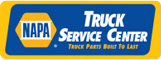 NAPA truck center logo
